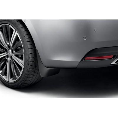 Serie di paraspruzzi posteriori Peugeot 508 - dopo facelift