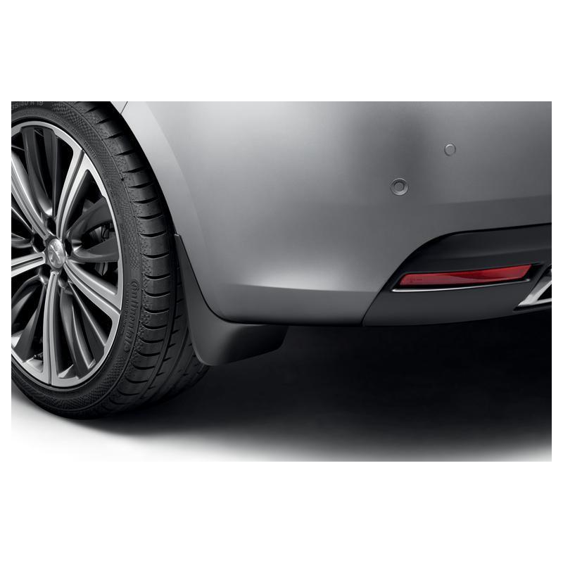 Juego de faldillas traseras Peugeot - 508 Berlina 4 Puertas