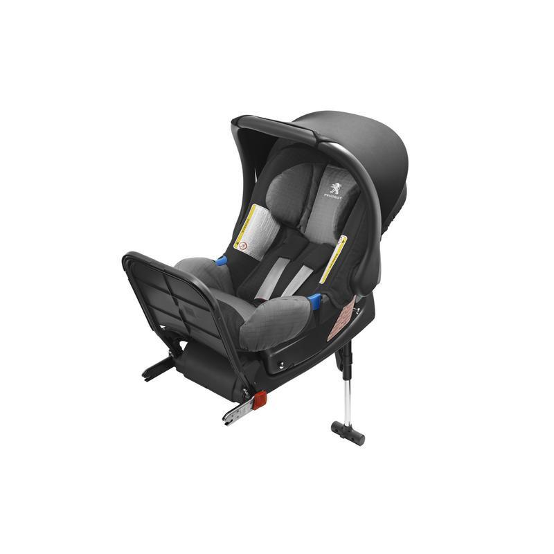 Dětská sedačka zády po směru jízdy - (0 - 13 kg)