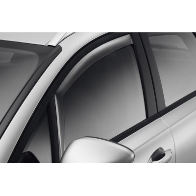 Set of 2 air deflectors Peugeot - 508, 508 SW