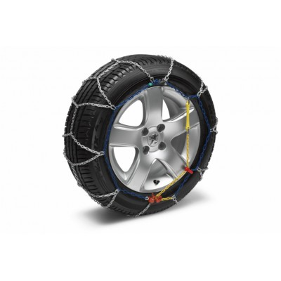 Set of snow chains with cross pieces THULE CD-9 040