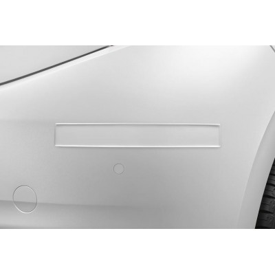 Set of protection cappings for front and rear bumpers Peugeot