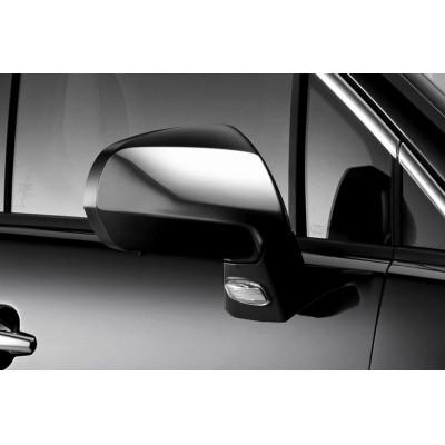 Serie di 2 gusci di protezione per retrovisori esterni CROMATO Peugeot - 3008, 5008