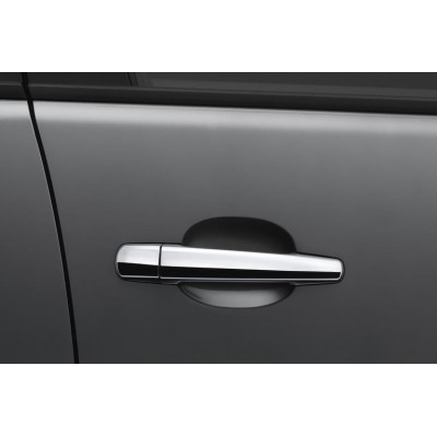 Serie di 4 maniglie CROMATE Peugeot - 3008, 5008