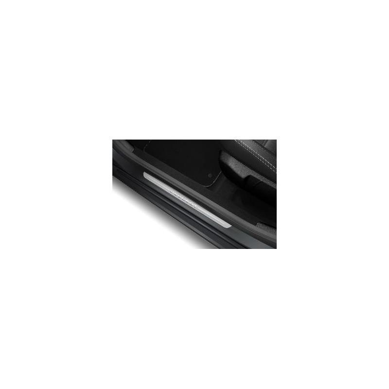 Satz mit 2 Türschwellerschutzleisten Peugeot 301