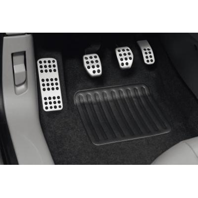Aluminiumplatte für bremspedal Peugeot