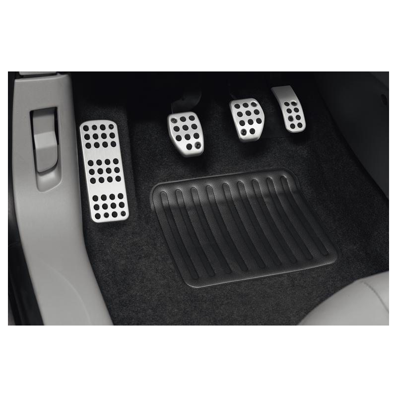 Patín de aluminio para pedal del freno Peugeot