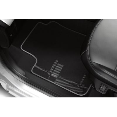 "Velurové koberce ""KILT"" Peugeot 108"