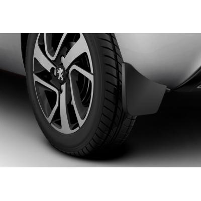 Juego de faldillas traseras Peugeot 108