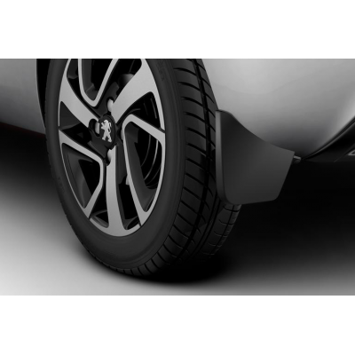 Set of rear mud flaps Peugeot 108