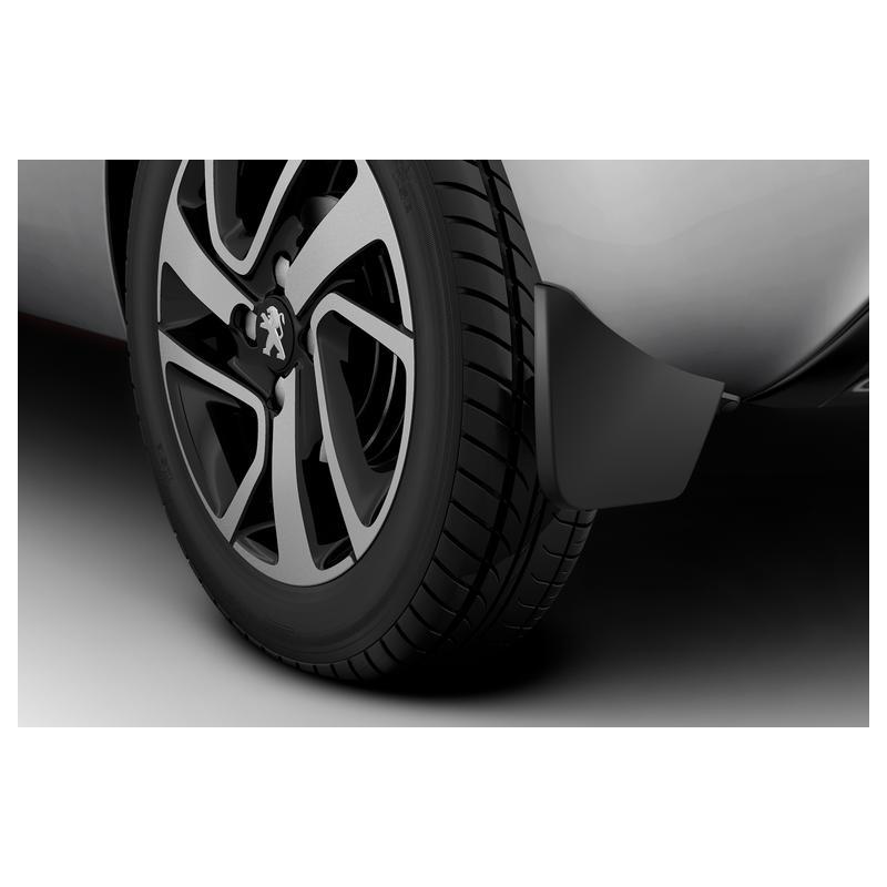Serie di paraspruzzi posteriori Peugeot 108