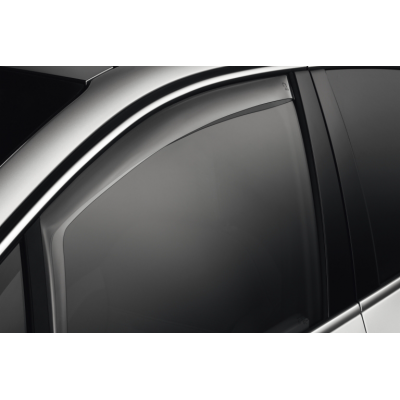 Set of 2 air deflectors Peugeot 208 3 Doors