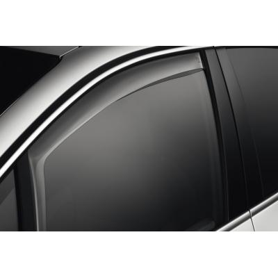 Set von 2 luftabweisern Peugeot 208 3 Türen