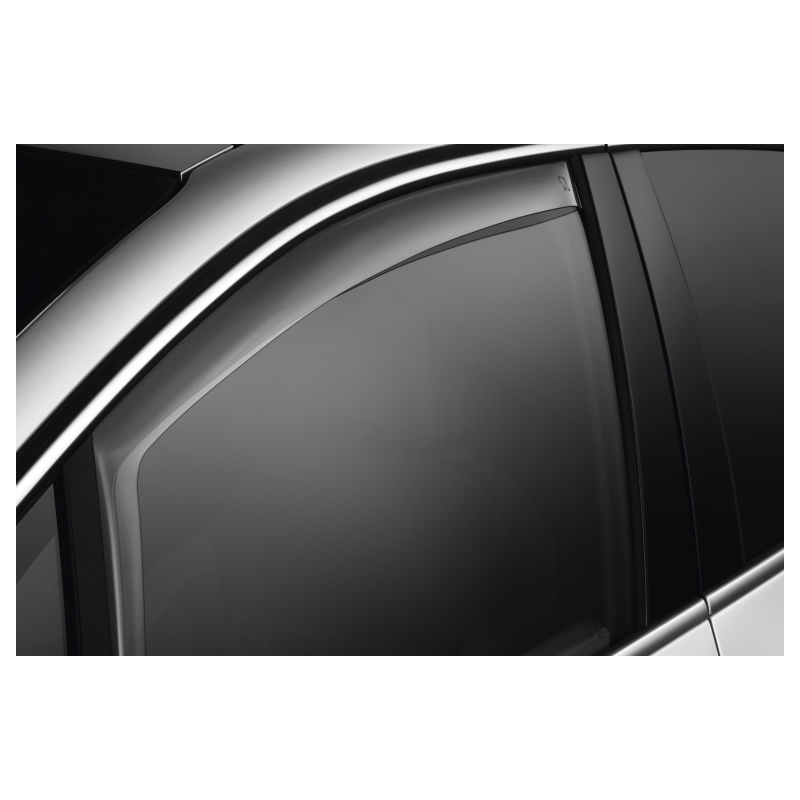 Set of 2 air deflectors Peugeot - 208 3 Doors