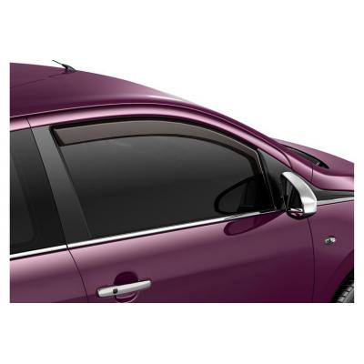 Serie di 2 deflettori dell'aria Peugeot - 108 3 Porte