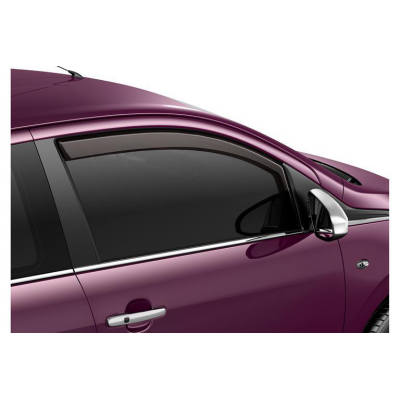 Set of 2 air deflectors Peugeot - 108 3 Door