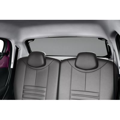 Slnečná clona pre okno 5. dverí Peugeot 108