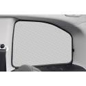 Serie di 2 tendine parasole vetri laterali posteriori Peugeot Partner Tepee
