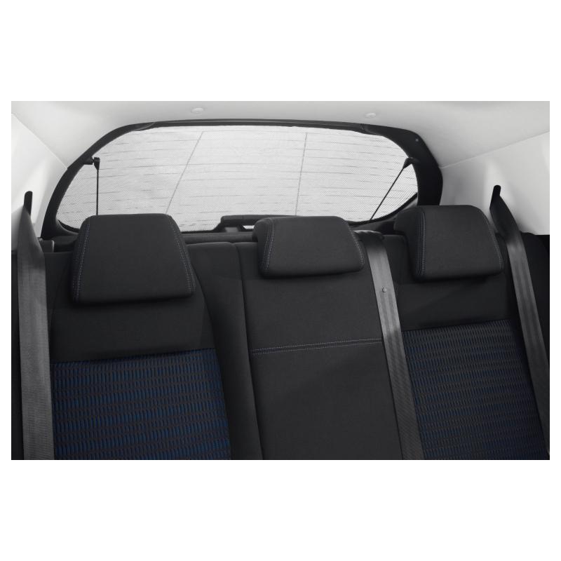 Slnečná clona pre okno 5. dverí Peugeot 208