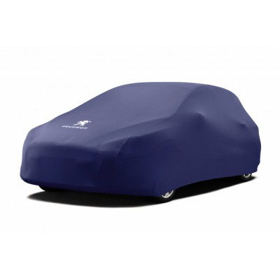 Protective cover for interior parking Peugeot (size 4)