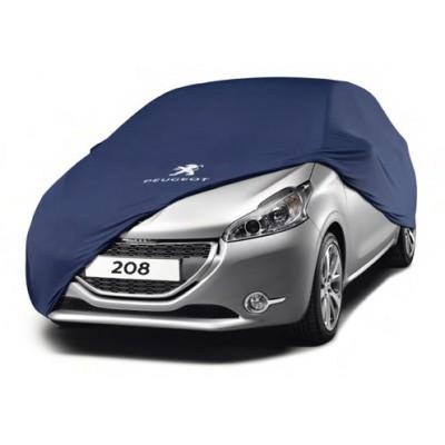 Funda de protección para aparcamiento interior Peugeot - talla 1