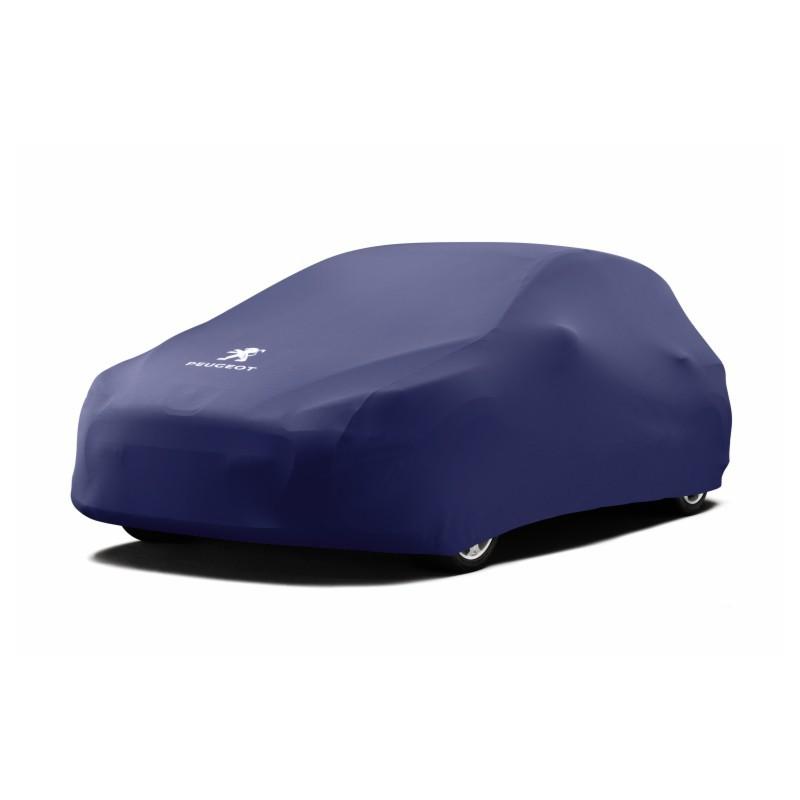 Schutzbezug zur fahrzeugpräsentation Peugeot (GRÖSSE 2)