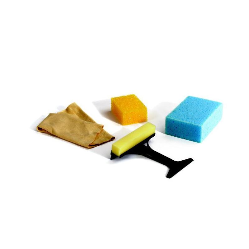 Confezione per la pulizia 4 articoli Peugeot