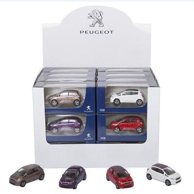 Miniatura Peugeot 108