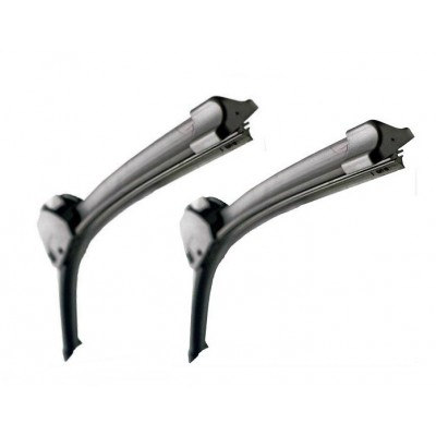 Front wiper blades Peugeot 1007