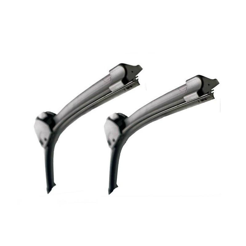 Front wiper blades Peugeot - 307, 307 SW, 307 CC (od 07/05)