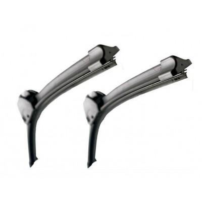 Front wiper blades Peugeot Partner I, II