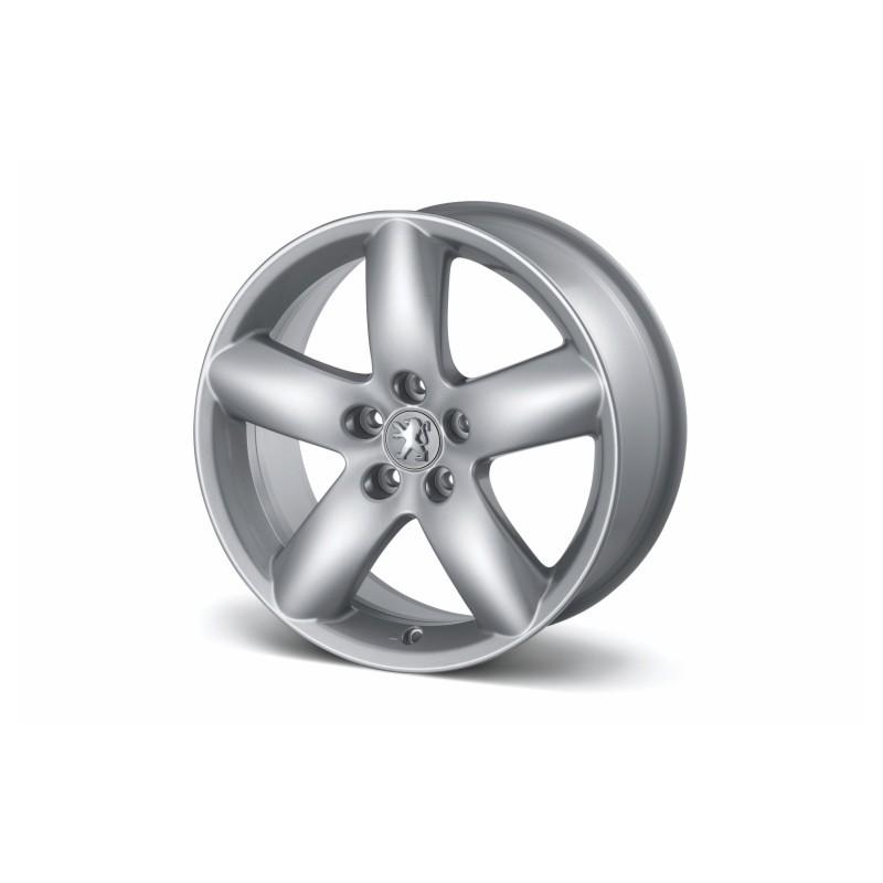 "Alloy wheel Peugeot ETOILE 17"" - 407"