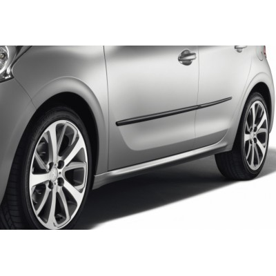 Serie di fasce di protezione laterale Peugeot - 108, 208, 2008, 301