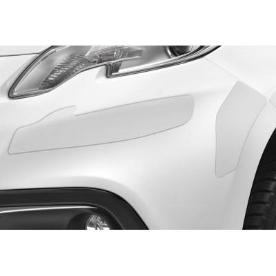 Ochranné pásky Peugeot pro přední a zadní nárazník - 2008