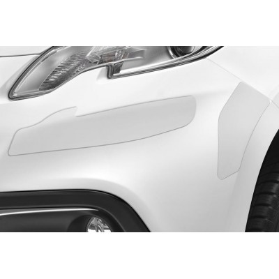 Set of protection cappings for front and rear bumpers Peugeot 2008