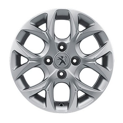 "Alloy wheels Peugeot NEON 15"" - 208"