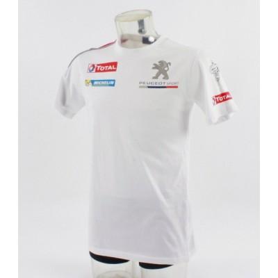 Camiseta replica Peugeot Sport