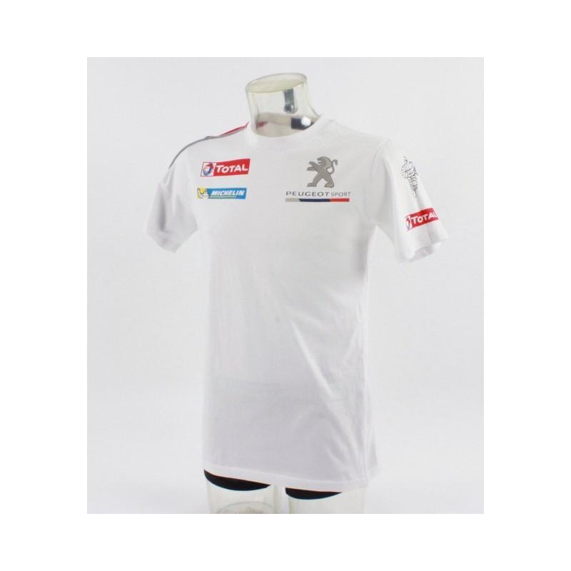 T-shirt replica Peugeot Sport  908c433c654c4