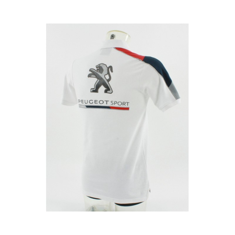 t shirt polo replica peugeot sport eshop. Black Bedroom Furniture Sets. Home Design Ideas