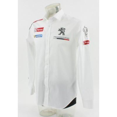 Košile oficiální Peugeot Sport