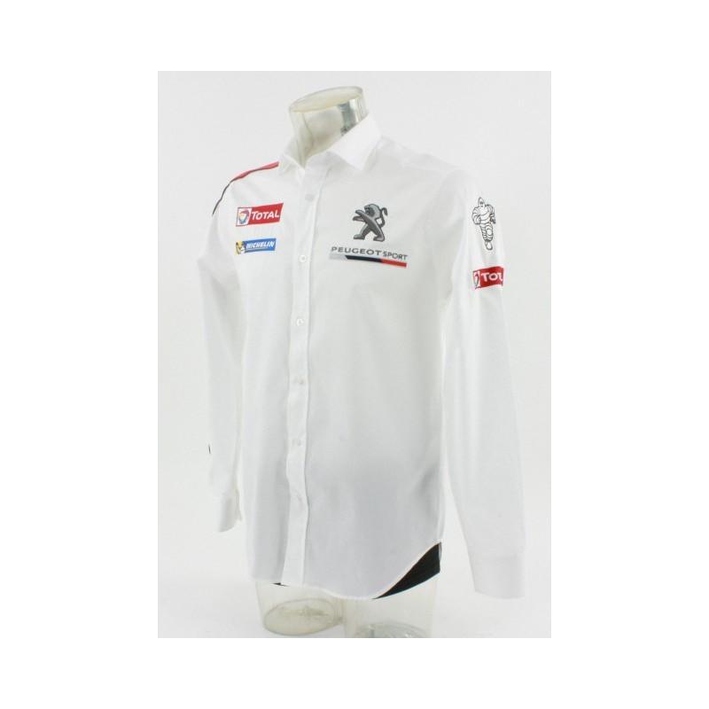 Košile replika Peugeot Sport