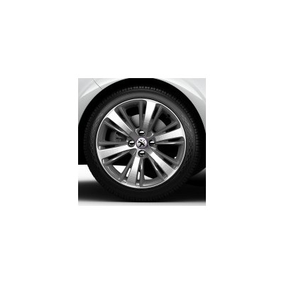 "Leichtmetallfelge Peugeot MERCURE 17 ""- 208"