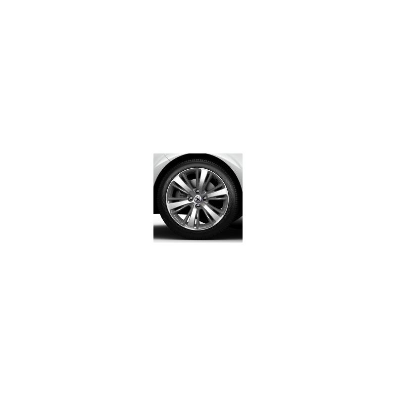 "Aluminum wheel Peugeot MERCURE 17 ""- 208"