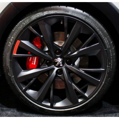 "Cerchio in lega Peugeot LITHIUM 30th 18"" - 208"