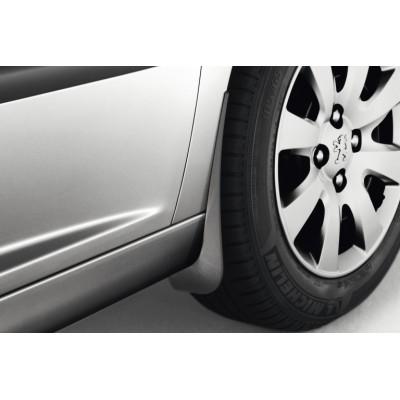 Satz schmutzfänger für vorne Peugeot - 207, 207 SW, 207 CC
