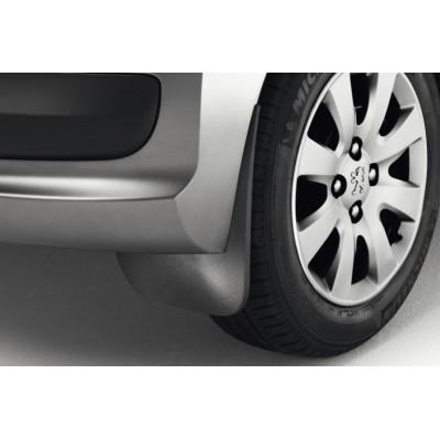 Satz schmutzfänger hinten Peugeot 207