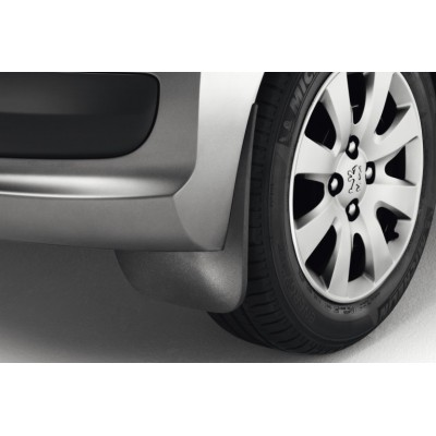 Set of rear mud flaps Peugeot 207