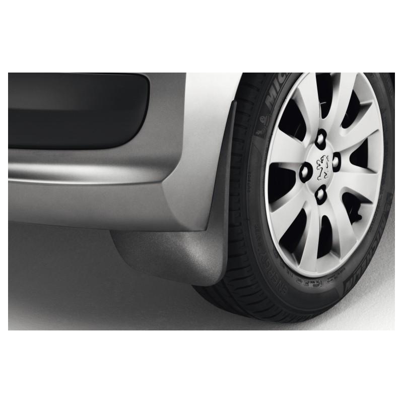 Juego de faldillas traseras Peugeot 207
