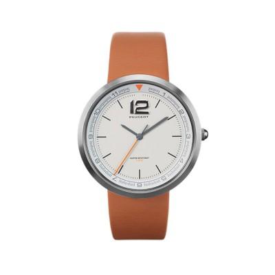 Reloj Peugeot ocre