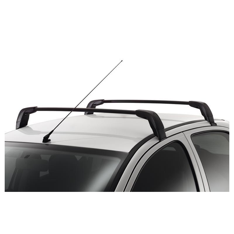 Juego de 2 barras de techo transversales Peugeot - 206 5 Puertas, 206+ 5 Puertas